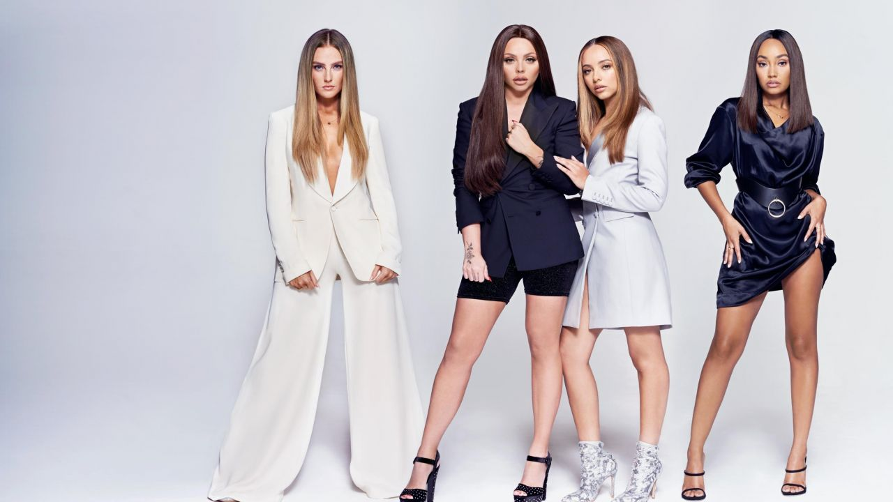 Little Mix Photoshoot For The Times Magazine 2018