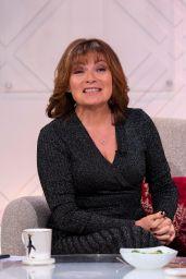 Lorraine Kelly - Lorraine TV Show in London 12/24/2018
