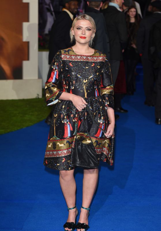 "Lucy Fallon – ""Mary Poppins Returns"" Premiere in London"