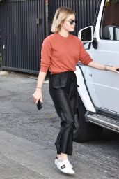 Lucy Hale - Out in LA 12/18/2018