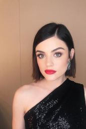 Lucy Hale - Personal Pics 12/10/2018