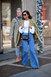 Lucy Mecklenburgh Street Fashion 2018