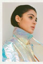 Luna Blaise - Photoshoot for Flaunt Magazine November 2018