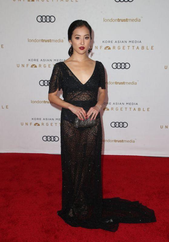 Lyrica Okana – Unforgettable Gala 2018 in Beverly Hills