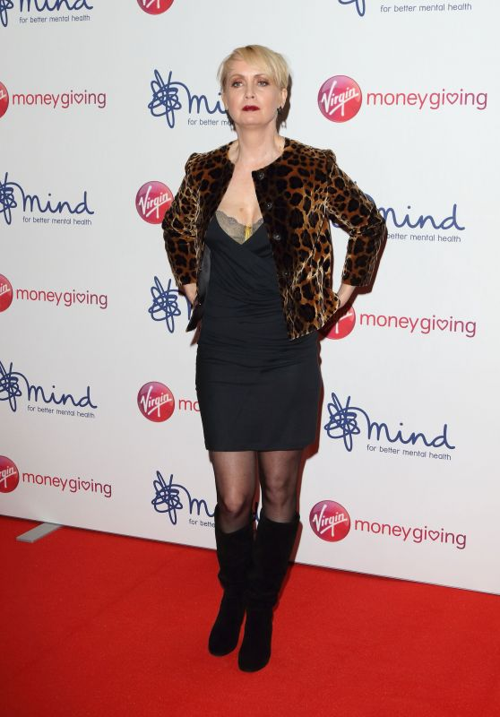 "Lysette Anthony – ""Mind Media"" Awards in London 11/29/2018"