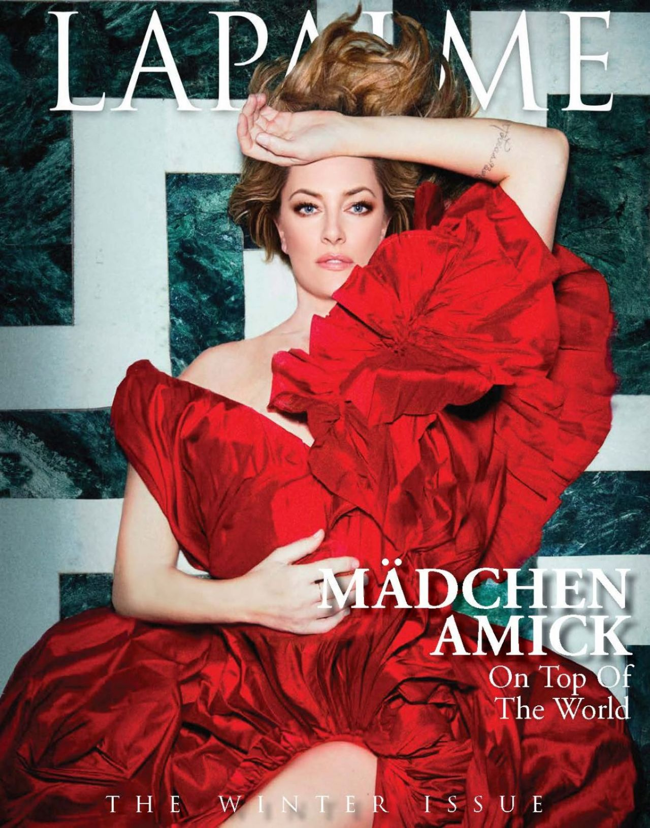 Madchen amick lapalme magazine winter 2018 for Kinderzimmermobel madchen