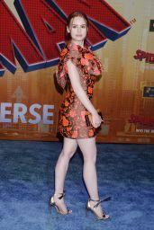 "Madelaine Petsch - ""Spider-Man: Into The Spider-Verse"" Premiere in Westwood"