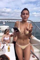 Madison Beer in Bikini 12/04/2018