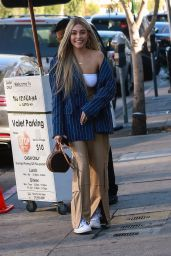 Madison Beer New Hair Color - LA 12/27/2018