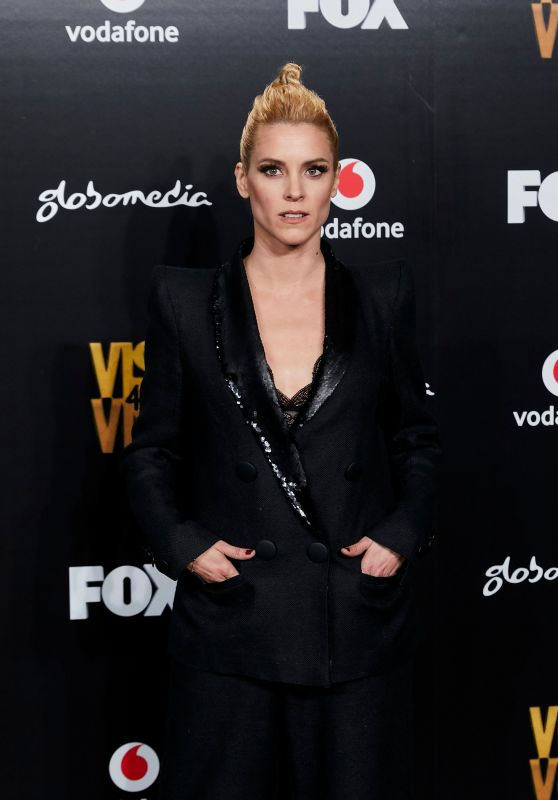 "Maggie Civantos – ""Vis a Vis"" Season 4 Premiere in Madrid"