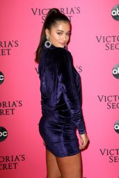 Maia Cotton – 2018 Victoria's Secret Viewing Party in NYC