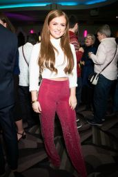 """Maisie Smith – """"Nativity The Musical"""" Musical Gala Night in London"""