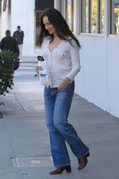 Maleleine Stowe - Out in Beverly Hills 12/03/2018