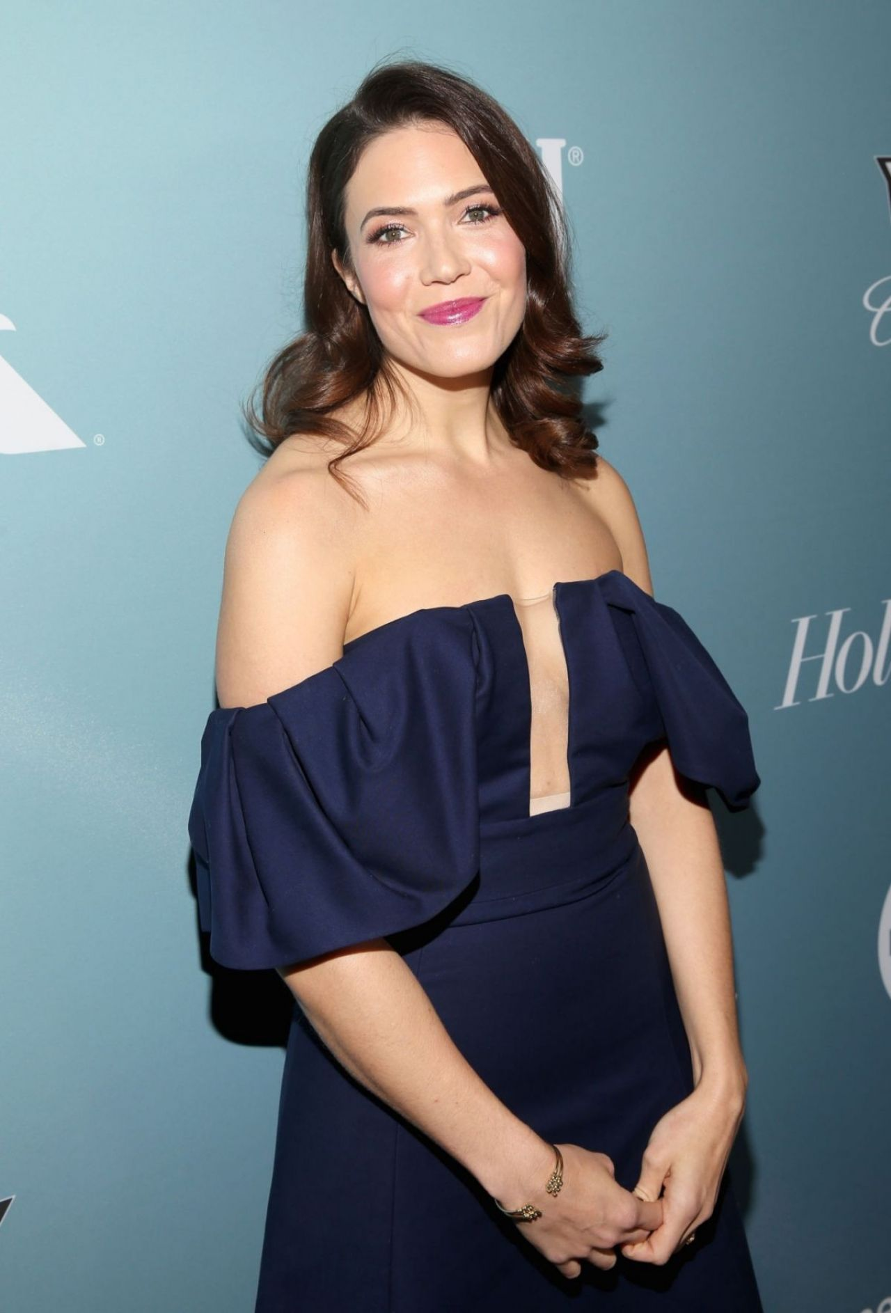 Mandy Moore Hollywood Reporter Power 100 Women Entertainment La