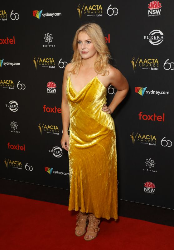 Maree Lowes – 2018 AACTA Awards Industry Luncheon in Sydney