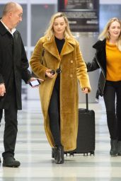 Margot Robbie - JFK Airport in NYC 12/2/2018
