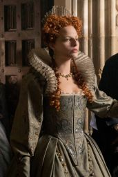 """Margot Robbie - """"Mary Queen of Scots"""" Photos and Promo 2018"""