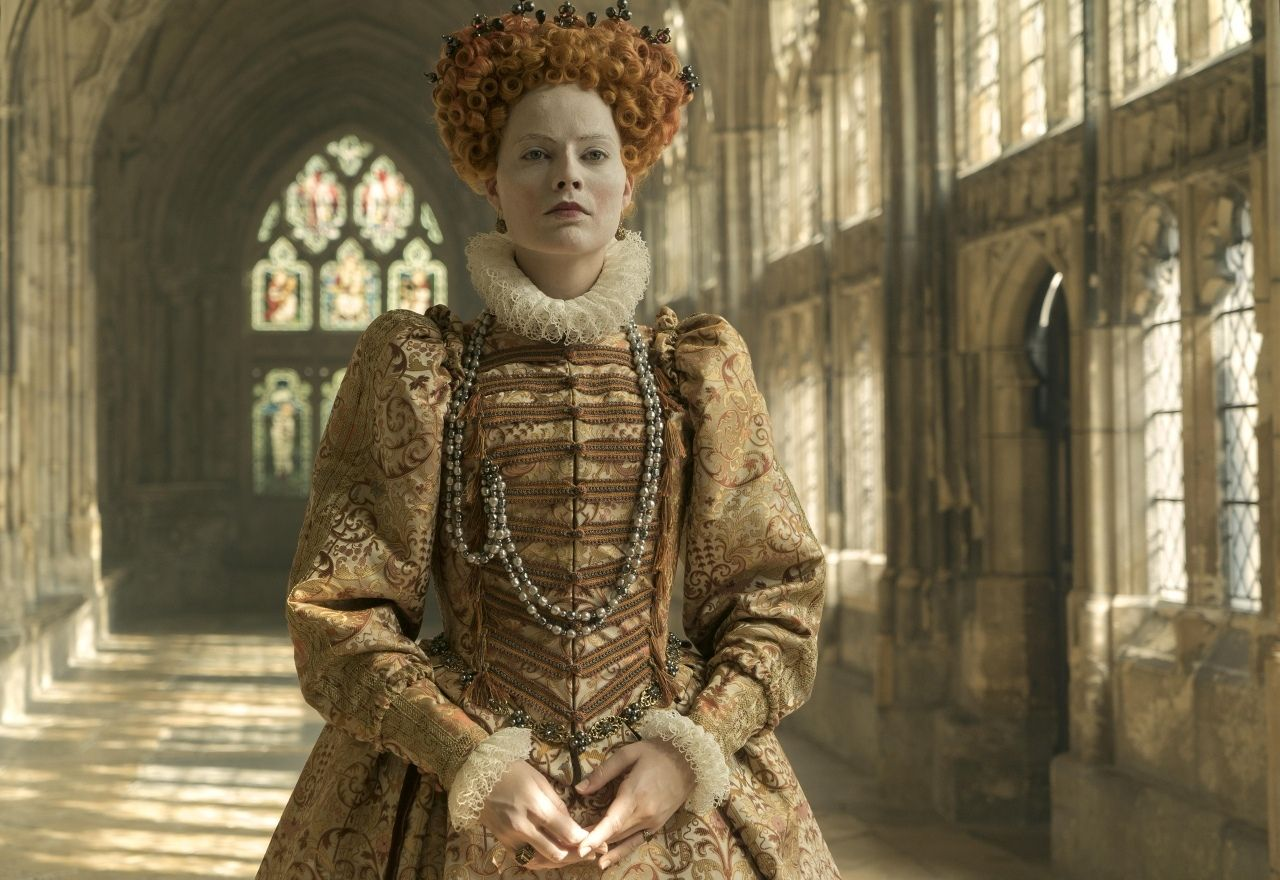 Margot Robbie Quot Mary Queen Of Scots Quot Photos And Promo 2018