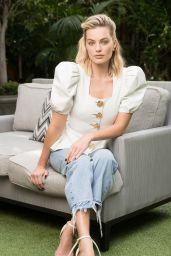 Margot Robbie - Photoshoot for USA Today