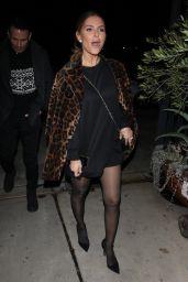 Maria Menounos Night Out Style 12/05/2018