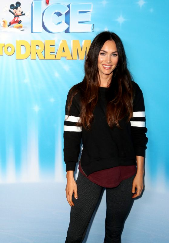 Megan Fox - Disney On Ice Presents Dare in LA 12/14/2018