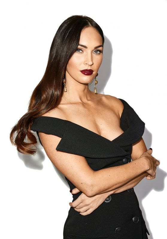 Megan Fox - The New York Times December 2018