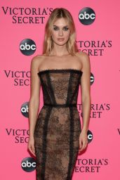 Megan Williams – 2018 Victoria's Secret Viewing Party in NYC