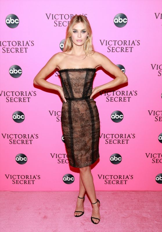 Megan Williams – 2018 Victoria's Secret Viewing Party in NYC (Part II)