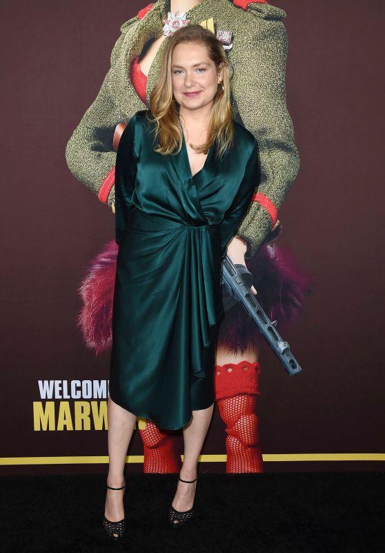 """Merritt Wever – """"Welcome To Marwen"""" Premiere in LA"""