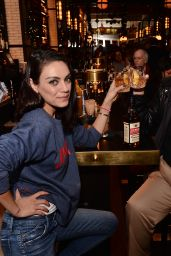 Mila Kunis - Celebrating The 85th Anniversary of the Repeal Of Prohibition in Chicago