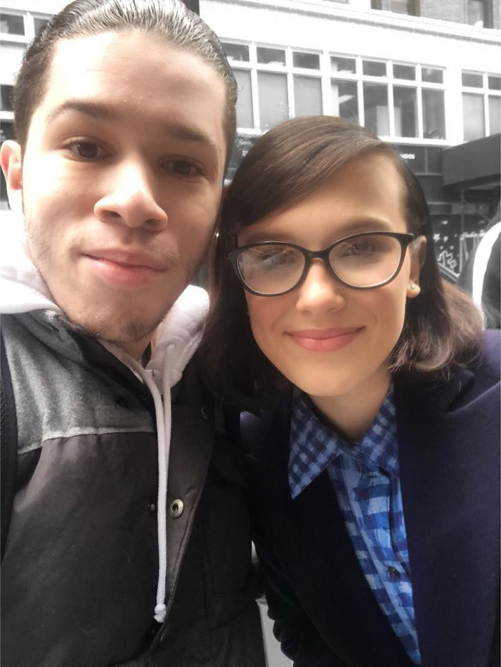 Millie Bobby Brown Personal Pics 12 06 2018