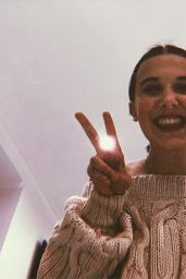 Millie Bobby Brown - Personal Pics 12/06/2018