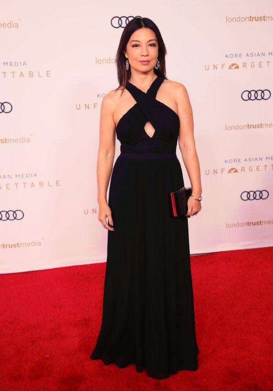 Ming-Na Wen - Unforgettable Gala 2018 in Beverly Hills (Part II)