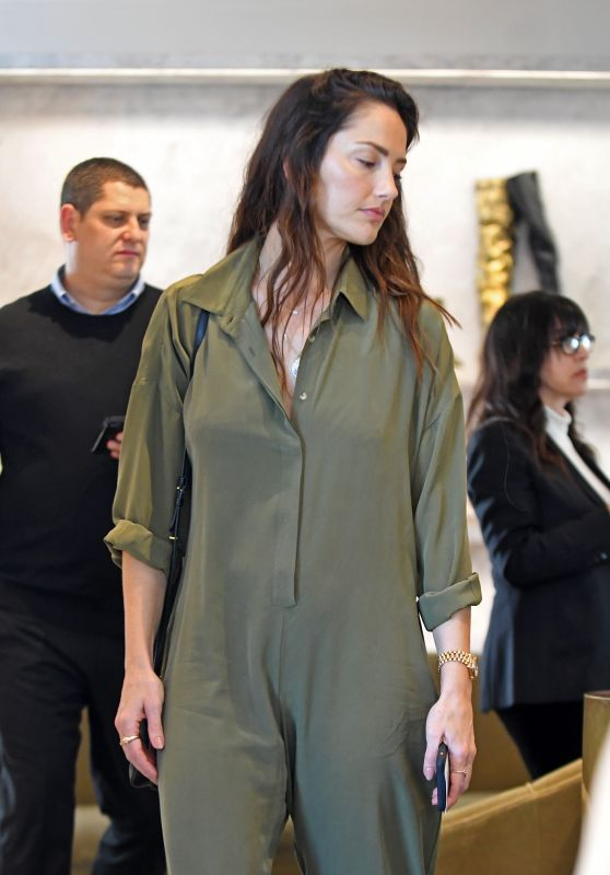 Minka Kelly - Shopping at Barney