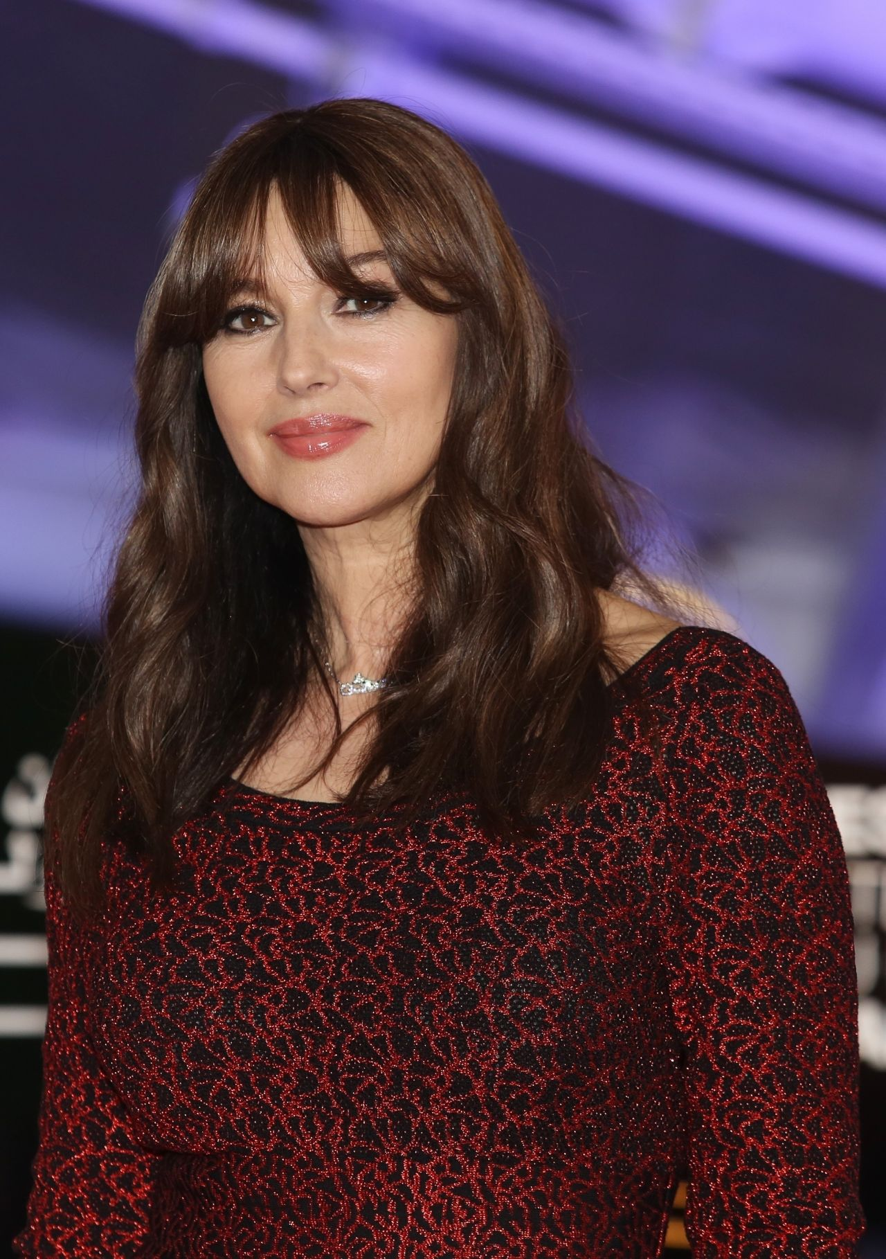 Monica Bellucci Closing Ceremony Marrakech International