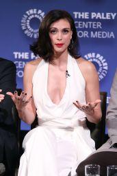 "Morena Baccarin - PaleyLive Presents ""Gotham"" in New York 12/12/2018"