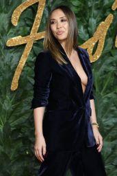 Myleene Klass – The Fashion Awards 2018 in London