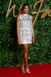 Naomie Harris – The Fashion Awards 2018 in London