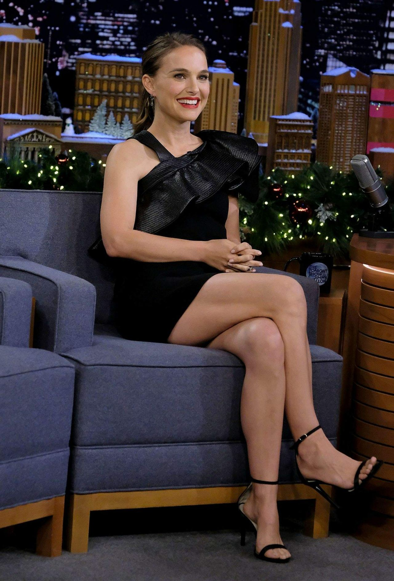 Natalie Portman - Appeared on The Tonight Show Starring