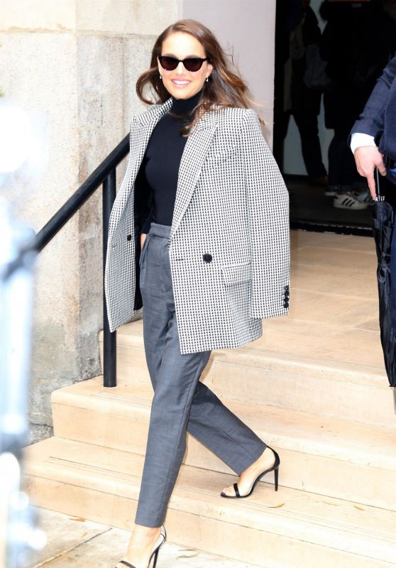 Natalie Portman at Buzzfeed in New York 12/13/2018