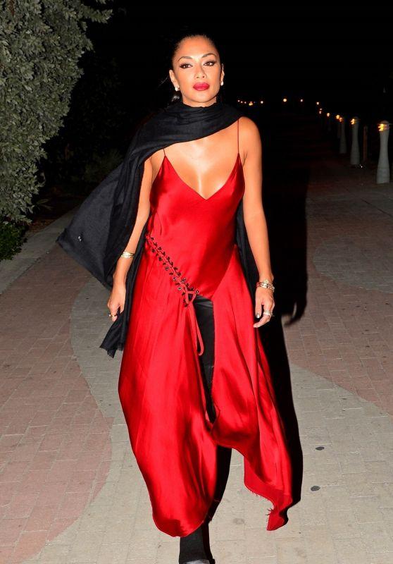 Nicole Scherzinger - Faena Hotel Art Festival in Miami 12/06/2018