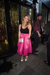 Ola Jordan - Lizzie Cundy's Birthday Party in London 12/12/2018