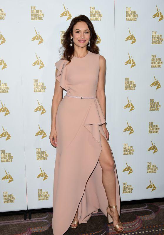 Olga Kurylenko - 2018 Golden Unicorn Film Awards