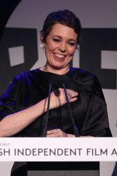 Olivia Colman – British Independent Film Awards 2018