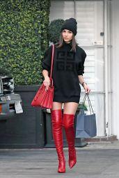 Olivia Culpo Style and Fashion 12/07/2018