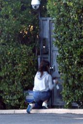 Olivia Munn - Out in LA 12/08/2018