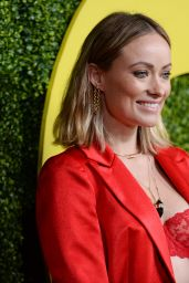 Olivia Wilde – 2018 GQ Men of the Year Party in LA