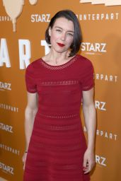 """Olivia Williams - """"Counterpart"""" Season 2 Premiere in LA"""