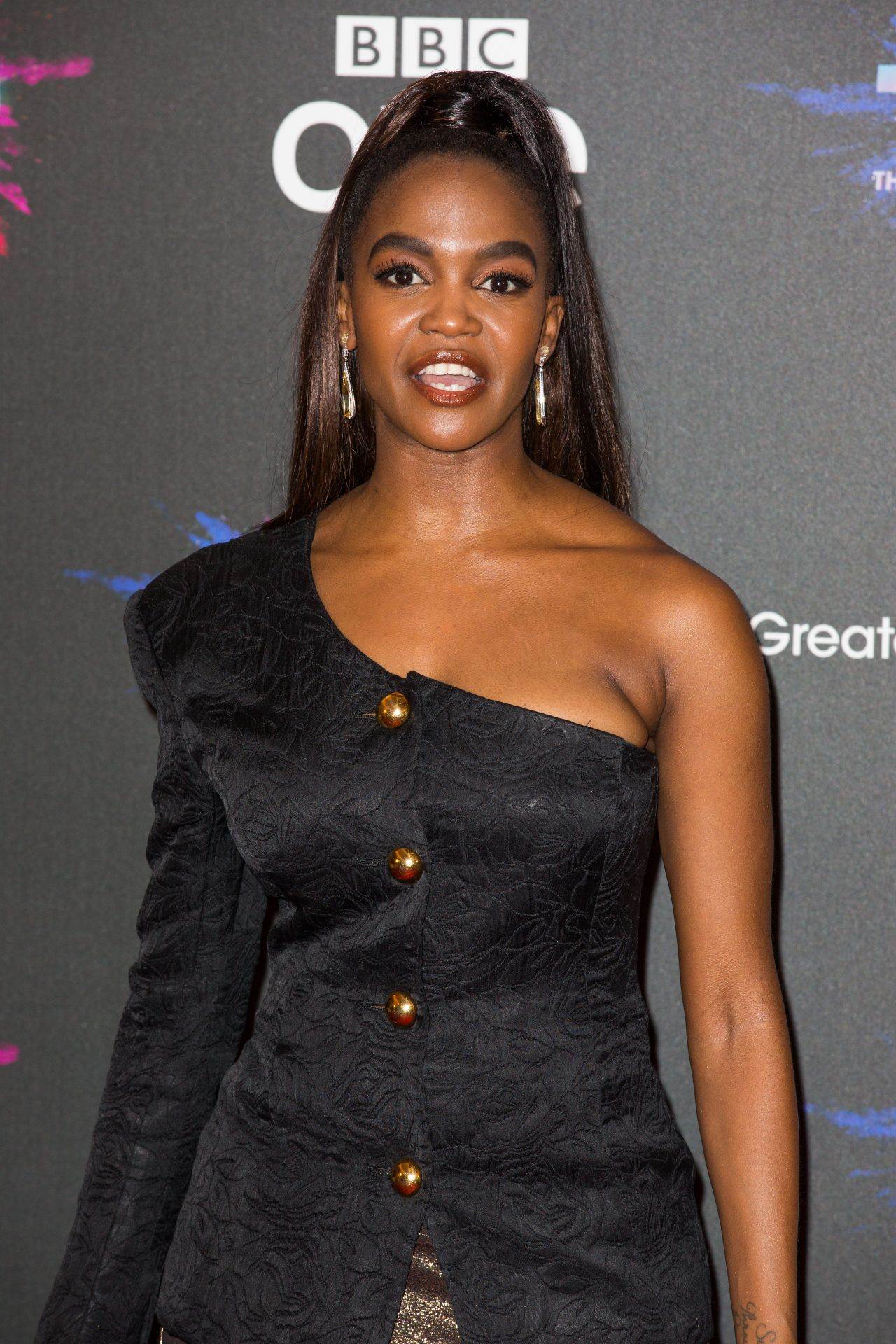 Otlile Mabuse - The Greatest Dancer Photocall in London 12