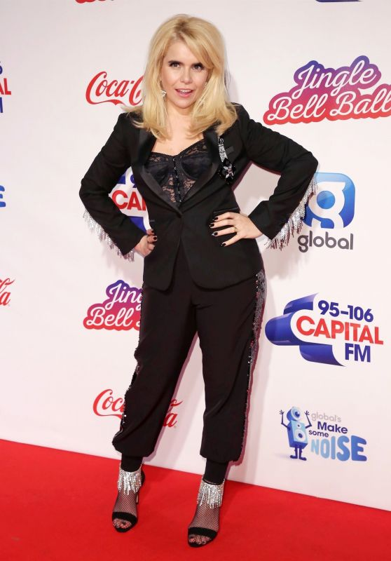 Paloma Faith – Capital Radio Jingle Bell Ball 2018 in London